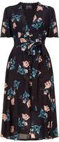 Nicholas Piper Floral Buttoned Dress