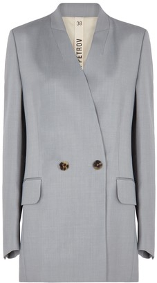Petar Petrov Jean Grey Double-breasted Blazer