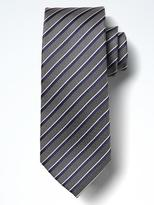 Banana Republic Contrast Silk Nanotex® Tie