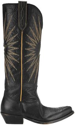 Golden Goose Star Boots