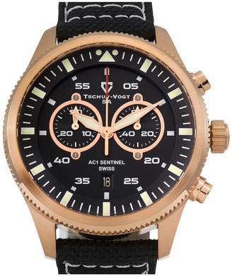 Tschuy-Vogt Men's Nylon Watch