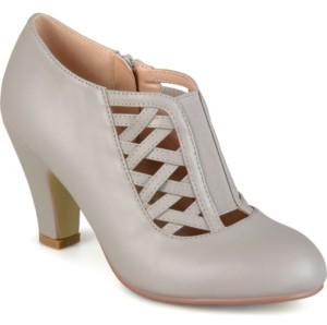 Journee Collection Women's Reita Bootie Women's Shoes