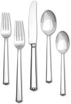 Waterford Flatware 18/10, Lismore Bead 5 Piece Place Setting