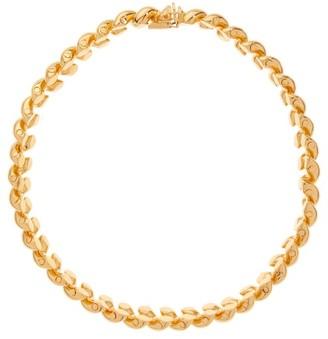 Sophie Buhai Rope Collar 18kt Gold-vermeil Necklace - Gold