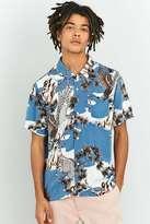Stussy Blue Falcon Short-sleeve Shirt