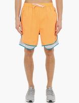 adidas Orange Lightweight Woven Shorts
