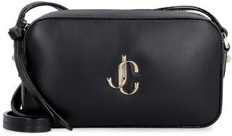 Jimmy Choo Hale Leather Camera Bag