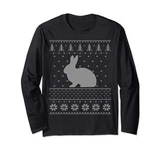 Cute Bunny Christmas Long Sleeve T-Shirt