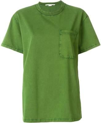 Stella McCartney oversized denim shirt