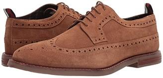 Ben Sherman Birk Long Wing (Tan Suede) Men's Shoes