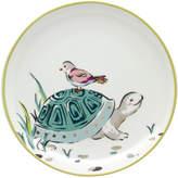 Cath Kidston Park Wildlife Tortoise Tea Plate