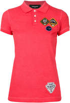 DSQUARED2 patch polo T-shirt