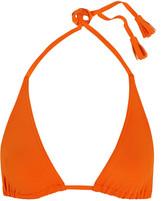 kim kardashian  Who made  Kim Kardashians orange string bikini?