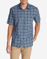 Eddie Bauer Men's Mountain Short-Sleeve Shirt
