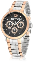 Just Cavalli Just Iron Stainless Steel Men's Watch