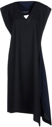 Issey Miyake Knee-length dresses