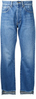 ASTRAET high low jeans - women - Cotton - 25