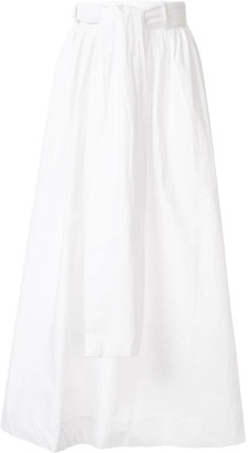 Bec & Bridge Bec + Bridge St. Silvie pleated midi skirt