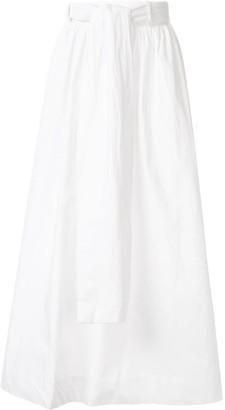Bec & Bridge St. Silvie pleated midi skirt