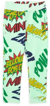 Billionaire Boys Club Little Boy's & Boy's Pow Sweatpants
