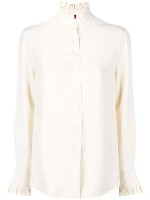 The Gigi ruffled collar shirt