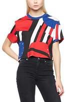 Cheap Monday Women's Glory Top Banner T-Shirt