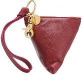 See by Chloe triangle purse