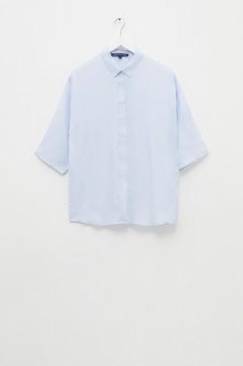 French Connenction Etta Cupro Shirt