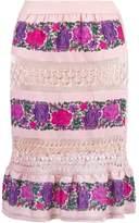 Cecilia Prado midi skirt