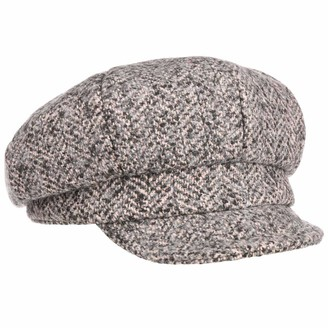 Lipodo Malona Newsboy Cap Women - Womens Peaked caps Baker boy hat with Peak
