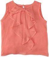 Appaman Cascade Bow Blouse (Toddler/Kid) - Seycelles-2T
