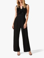 Phase Eight Linda Frill Jumpsuit