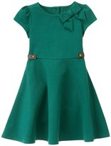 Janie & Jack Green Equestrian Dress - Green - 5