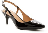 Calvin Klein Patsy Slingback Pointed Toe Pump