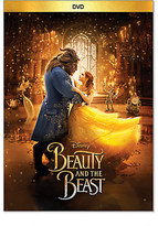 Disney Beauty and the Beast - Live Action Film - DVD