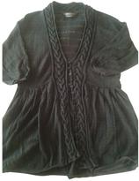 BCBGMAXAZRIA Black Cotton Knitwear