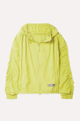 adidas by Stella McCartney Run Light Shell Jacket - Sage green