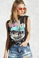 Forever 21 Road Trip Muscle Tee