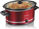 Hamilton Beach 8-qt. Oval Slow Cooker