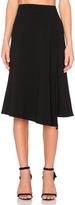 Enza Costa Wrap Skirt
