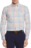 Vineyard Vines Boway Check Tucker Slim Fit Button-Down Shirt