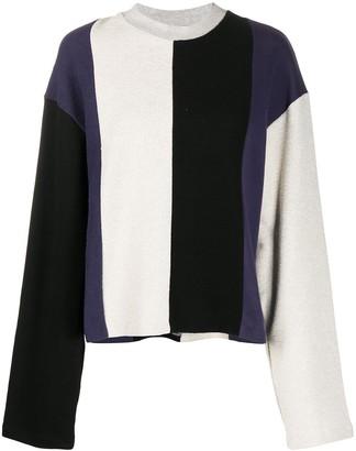 Être Cécile Colour-Block Sweatshirt