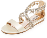 Badgley Mischka Tristen Embellished Sandals