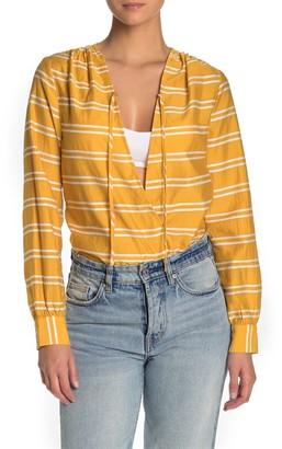Tularosa Gisele Long Sleeve Bodysuit