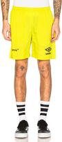Off-White x Umbro Ripstop Shorts