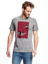 Old Navy Surf-Graphic Tee for Men