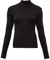 Petar Petrov Kienna Open-back Sweater - Womens - Black