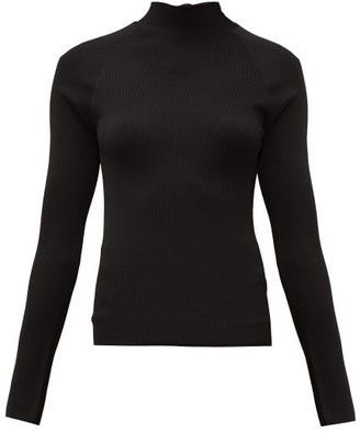 Petar Petrov Kienna Open Back Sweater - Womens - Black