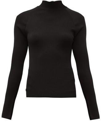 Petar Petrov Kienna Open-back Sweater - Womens - Black
