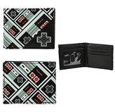 Nintendo Controllers Bi-Fold Wallet